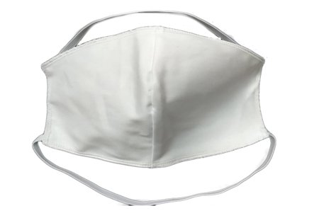 Picture of Face mask EM 100% cotton / White