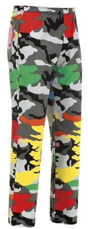 Picture of Chef Trousers Coulisse Camouflage