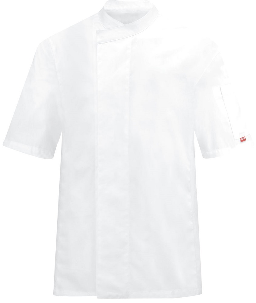 Picture of Chef Jacket Short Sleeves 100 GRAMS 1725 /  White