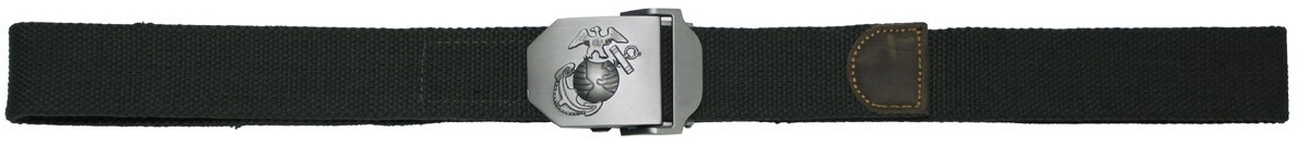 Picture of Web Belt 22507B OD green