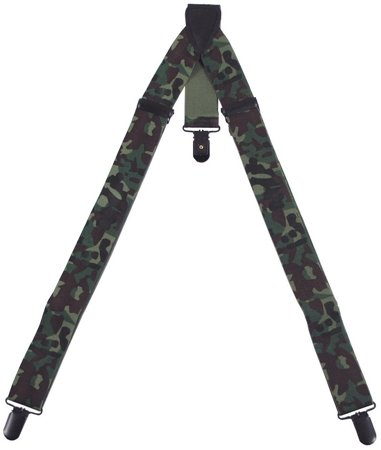Picture of Suspenders 22182V / BW camo