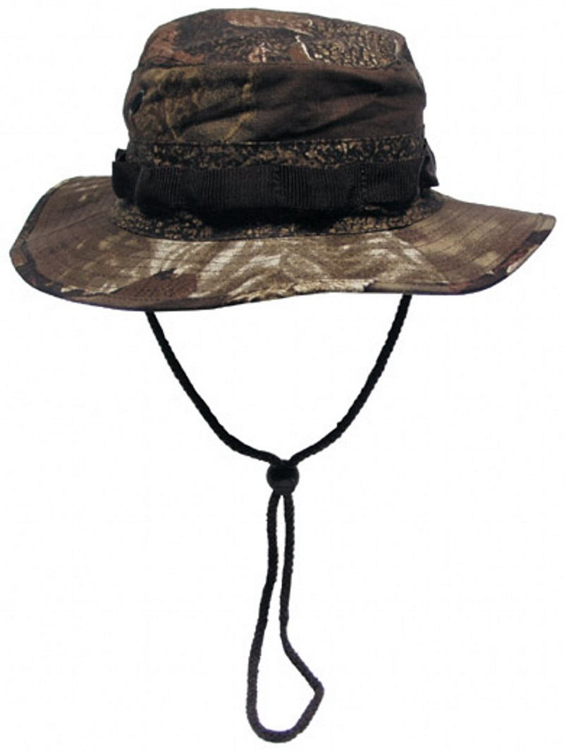 Picture of Καπέλο US Bush hat Rip Stop 10713G / Hunter-Brown