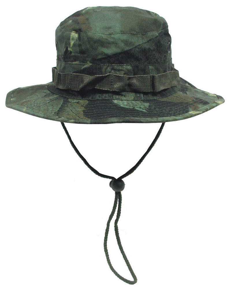 Picture of Καπέλο US Bush hat Rip Stop 10713H / Hunter-Green