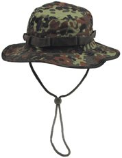 Picture of US Bush hat Rip Stop 10713V / BW camo