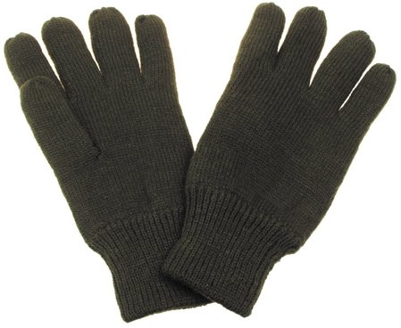 Picture of Gloves with lining 15494B / OD Green