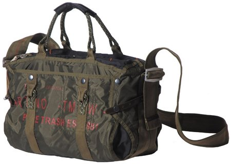 """Picture of Τσάντα 30025 / """"PT"""", large, OD green"""