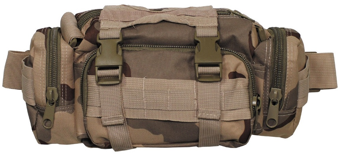 Picture of Waist Bag 30703Z Desert Camouflage