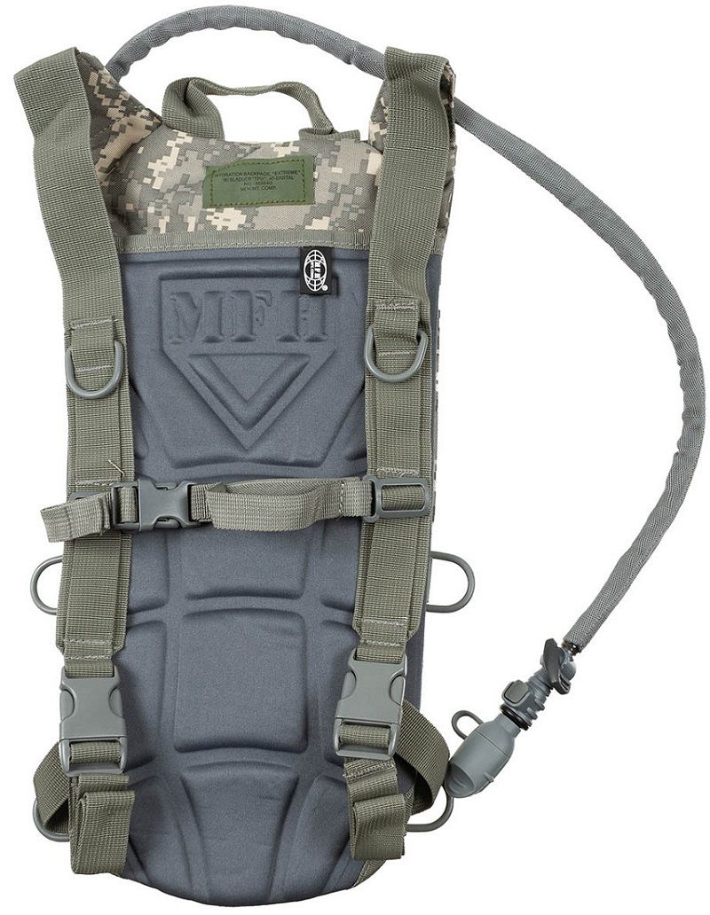"Picture of Hydration Backpack, with TPU Bladder, ""Extreme"", 2,5l, 30554Q / AT-digital"