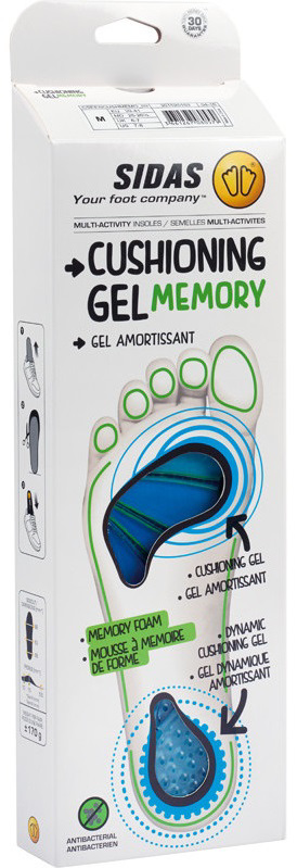 Picture of Insoles CUSHIONING GEL MEMORY