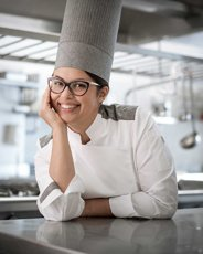 Picture of Chef Jacket Desiree