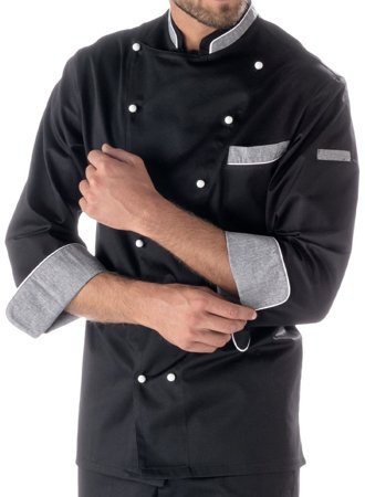 Picture of Chef Jacket Mister Nero Carine