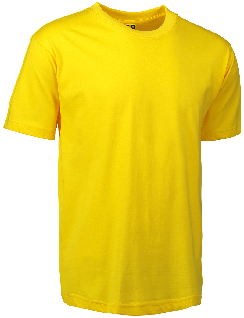 Picture of T-time t-shirt 0510 Yellow