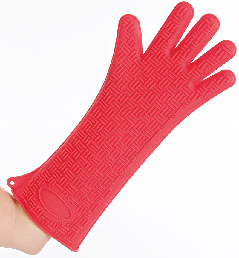 "Picture of Heat protection gloves 43cm ""Heatblocker"" 