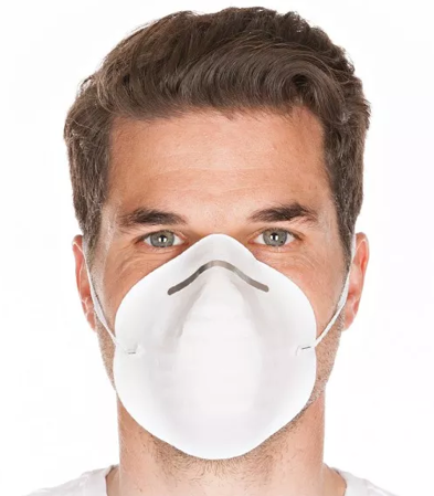Picture of Respirator mask / Industrial Mask 2931