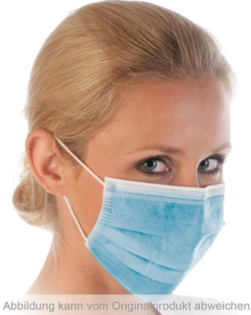 "Picture of Face Mask ""Civil Use"" 