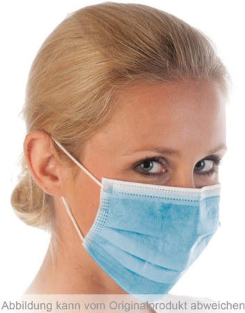 Picture of Face Mask 3-ply Type II (99%) | PP non-woven | Filter performance: > 99% / 29176