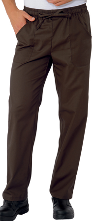 Picture of Chef Trousers Pantalaccio Cacao 044617