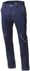 Picture of Work Trousers BOSTON / Navy