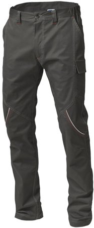 Picture of Work Trousers BOSTON / Grey