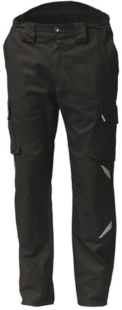 Picture of Work Trousers TASK 2 / Black