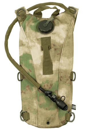 "Picture of Hydration backpack , with TPU bag, ""Extreme"", 2.5 l, HDT-camo FG"