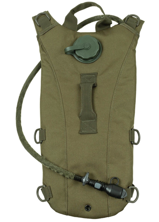 "Picture of Hydration backpack, with TPU pouch, ""Extreme"", 2.5 l, olive"
