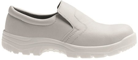 Picture of Safety Shoe MOCASSINO S1 SRC / White