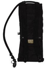 """Picture of Hydration system, """"MOLLE"""", 2.5 l, with TPU bag, black"""