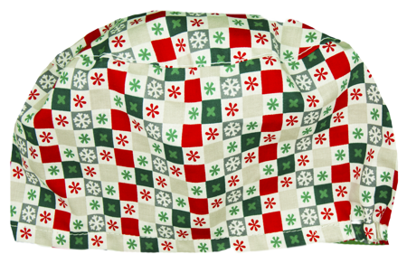 Picture of Surgical Cap Christmas