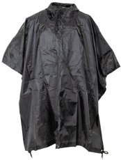 Picture of Poncho Rip Stop 08524A / Black