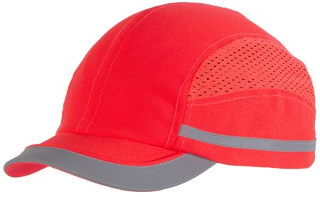 Picture of Safety Bump Cap En 812 All Season 5cm / HV Red