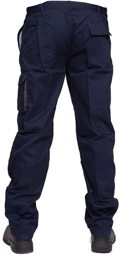 Picture of Work Trousers Starwork / Navy blue
