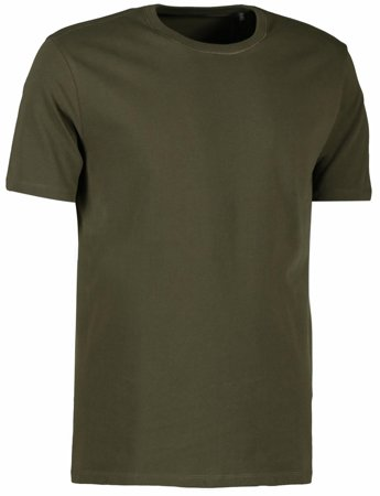 Picture of Organic O-neck T-Shirt 0552 / Olive