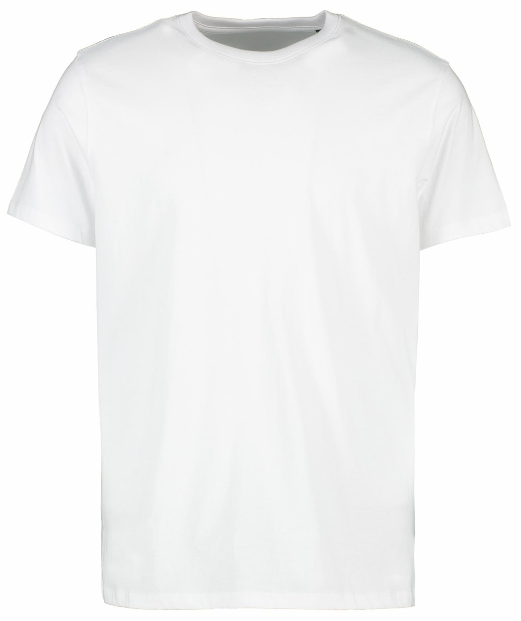 Picture of Organic O-neck T-Shirt 0552 / White