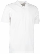 Picture of Organic Polo shirt 0586 / White
