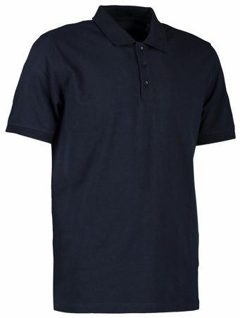 Picture of Organic Polo shirt 0586 / Navy
