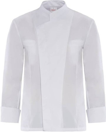 Picture of Chef's Jacket Zeus / White
