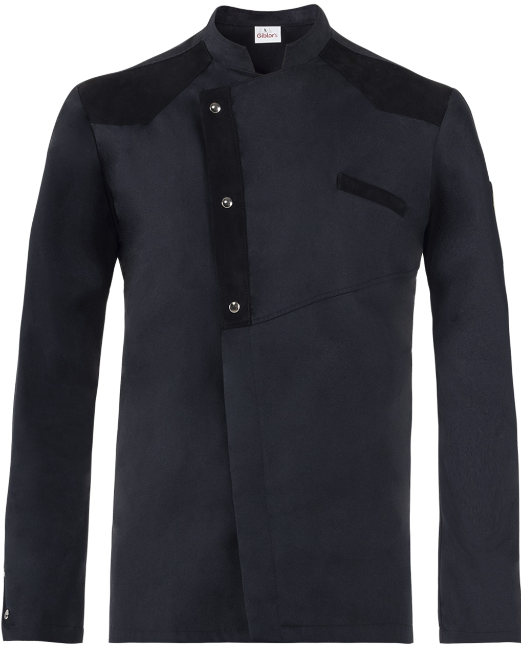 Picture of Chef's Jacket Goose / Black