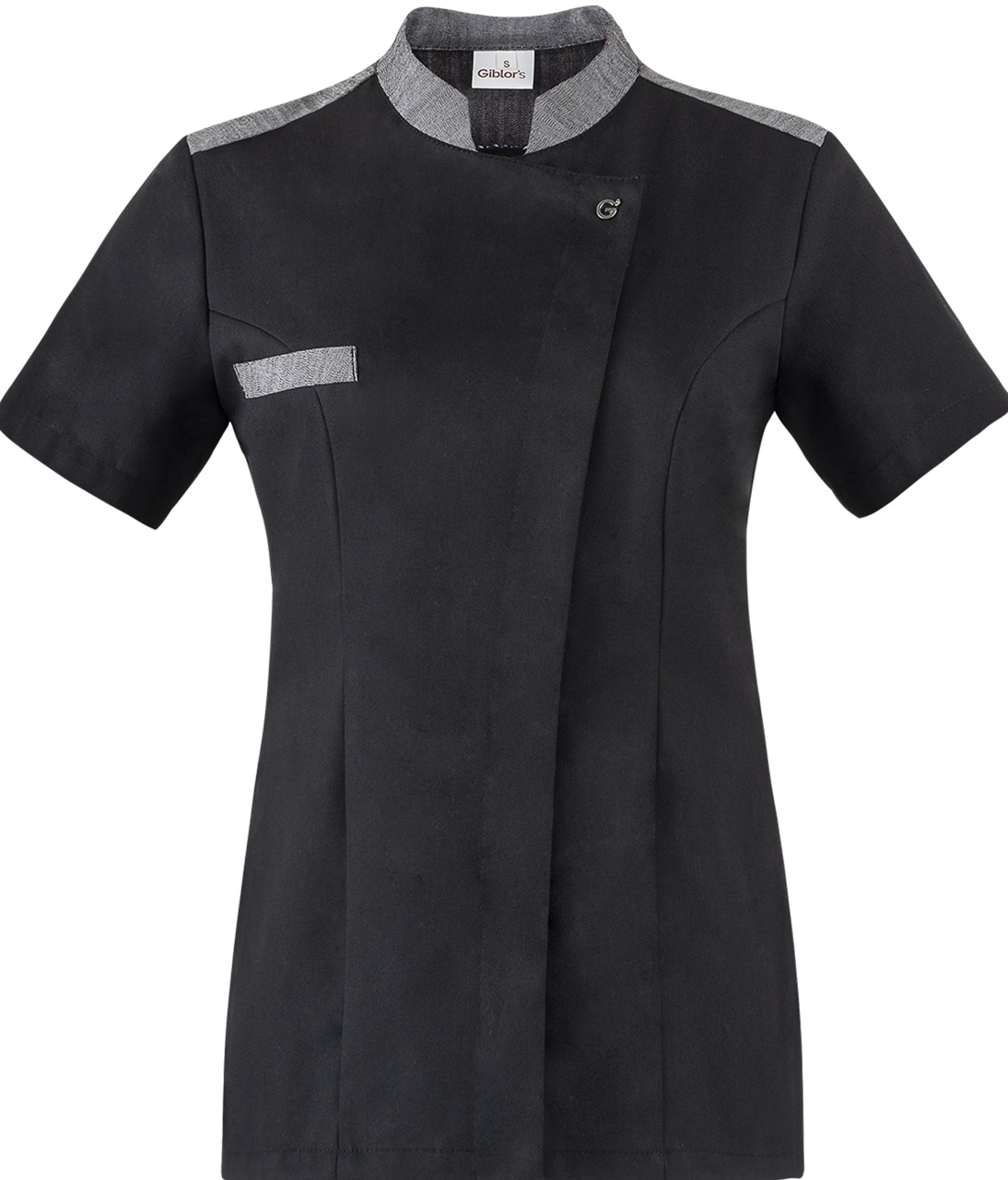 Picture of Chef's Jacket Ida / Black