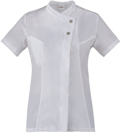 Picture of Chef's Jacket Megan / White