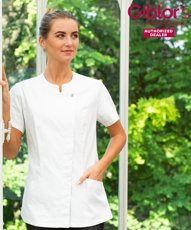 Picture of Chef's Jacket Chiara  / White