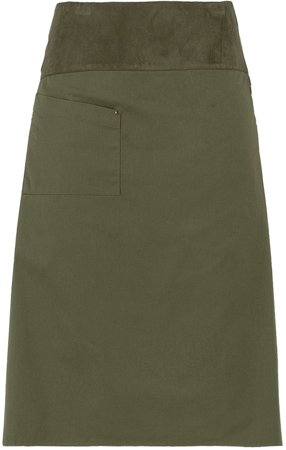Picture of Waist Apron Nick / Olive green