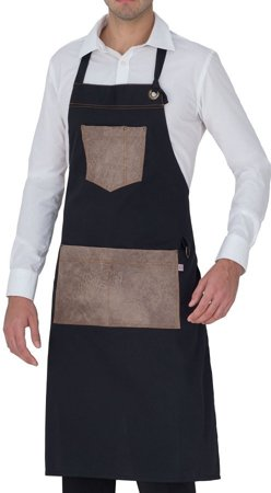 Picture of Bip Apron Manchester / Black