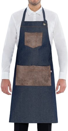 Picture of Bip Apron Manchester / Jeans Blue