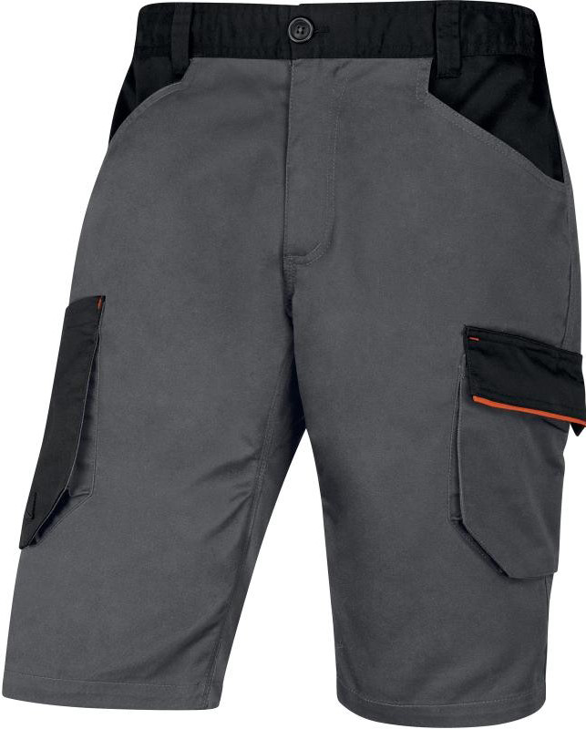 Picture of Shorts M2BE3 Grey Orange