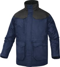 Picture of Jacket CARSON2 Navy Blue - Black