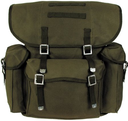 Picture of Backpack BW Backpack with straps 30323B /OD Green