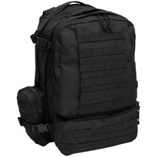 """Picture of Backpack 30265A """"Tactical-Modular"""",  / Black"""