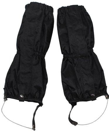 Picture of Gaiters with zip, steel wire  20123A/ Black